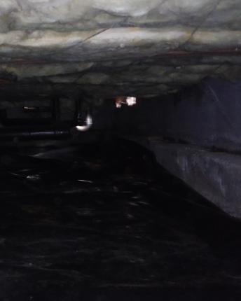 Water Under Home